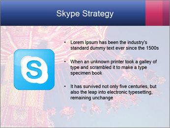 Retro Amusement Park PowerPoint Template - Slide 8