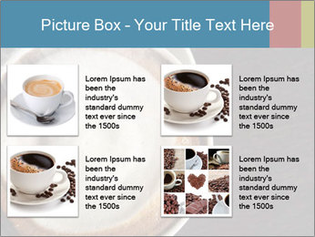 Delicious Coffe PowerPoint Template - Slide 14