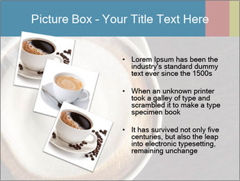 Delicious Coffe PowerPoint Template - Slide 17