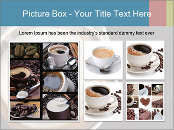 Delicious Coffe PowerPoint Template - Slide 19