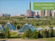 Urban City PowerPoint Template