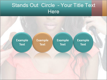 African Super Model PowerPoint Template - Slide 76