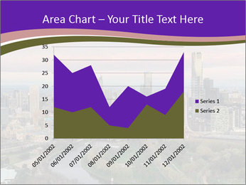 Aerial View Of Melbourne PowerPoint Template - Slide 53