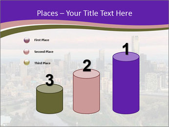Aerial View Of Melbourne PowerPoint Template - Slide 65
