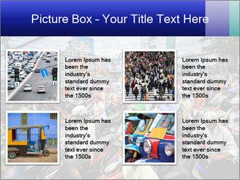 Motorcycles PowerPoint Template - Slide 14