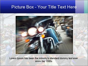 Motorcycles PowerPoint Template - Slide 15