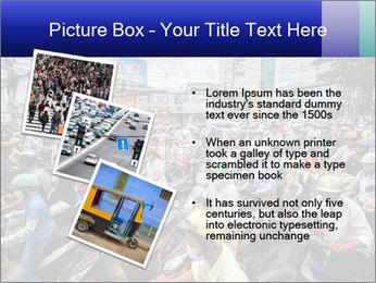 Motorcycles PowerPoint Template - Slide 17