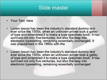Strong Backache PowerPoint Template - Slide 2