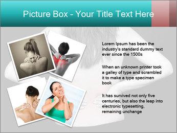 Strong Backache PowerPoint Template - Slide 23