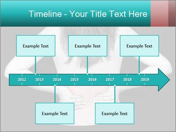 Strong Backache PowerPoint Template - Slide 28