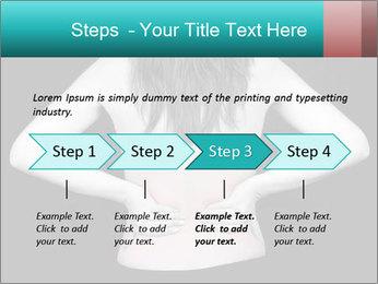 Strong Backache PowerPoint Template - Slide 4