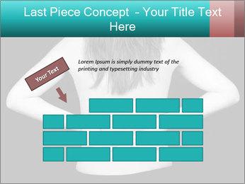 Strong Backache PowerPoint Template - Slide 46
