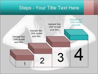 Strong Backache PowerPoint Template - Slide 64