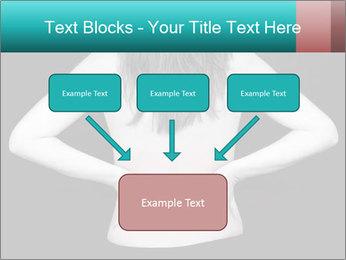 Strong Backache PowerPoint Template - Slide 70