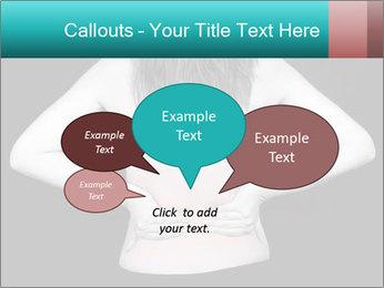 Strong Backache PowerPoint Template - Slide 73