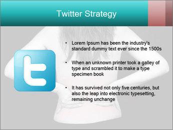 Strong Backache PowerPoint Template - Slide 9
