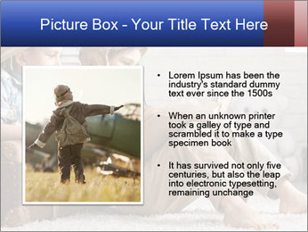 Preschool Boys PowerPoint Template - Slide 13