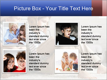 Preschool Boys PowerPoint Template - Slide 14