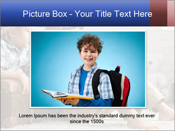 Preschool Boys PowerPoint Template - Slide 16