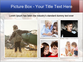Preschool Boys PowerPoint Template - Slide 19