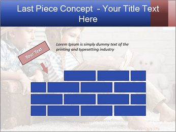 Preschool Boys PowerPoint Template - Slide 46