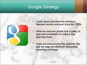 Organic Sunflower Seeds PowerPoint Template - Slide 10