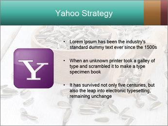 Organic Sunflower Seeds PowerPoint Template - Slide 11