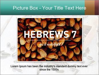 Organic Sunflower Seeds PowerPoint Template - Slide 16