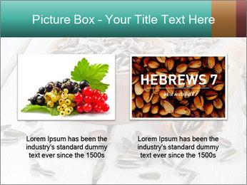 Organic Sunflower Seeds PowerPoint Template - Slide 18