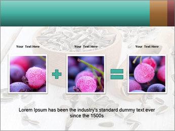 Organic Sunflower Seeds PowerPoint Template - Slide 22