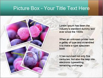 Organic Sunflower Seeds PowerPoint Template - Slide 23