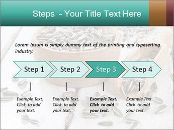 Organic Sunflower Seeds PowerPoint Template - Slide 4