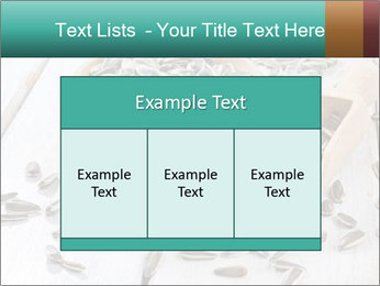 Organic Sunflower Seeds PowerPoint Template - Slide 59