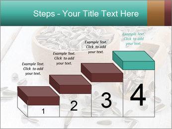 Organic Sunflower Seeds PowerPoint Template - Slide 64