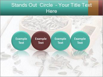 Organic Sunflower Seeds PowerPoint Template - Slide 76