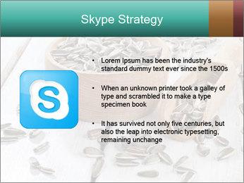 Organic Sunflower Seeds PowerPoint Template - Slide 8