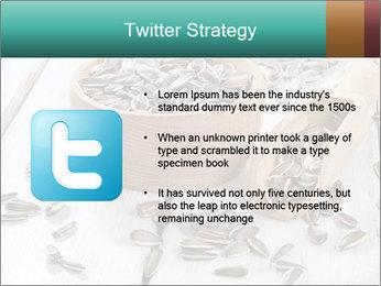 Organic Sunflower Seeds PowerPoint Template - Slide 9