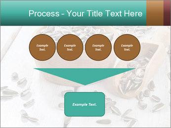 Organic Sunflower Seeds PowerPoint Template - Slide 93