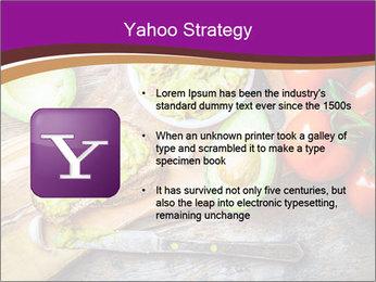 Avocado Toast PowerPoint Template - Slide 11