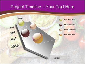 Avocado Toast PowerPoint Template - Slide 26