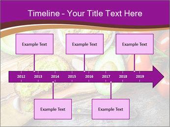 Avocado Toast PowerPoint Template - Slide 28