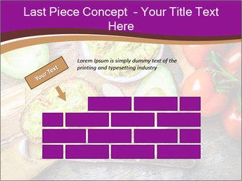 Avocado Toast PowerPoint Template - Slide 46