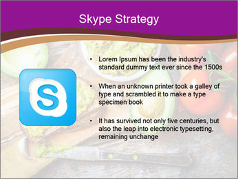 Avocado Toast PowerPoint Template - Slide 8