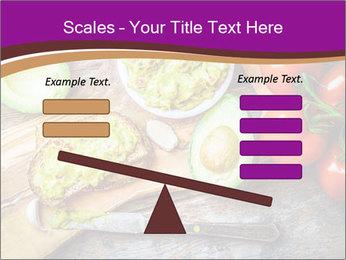 Avocado Toast PowerPoint Template - Slide 89