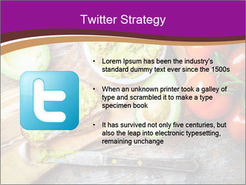 Avocado Toast PowerPoint Template - Slide 9
