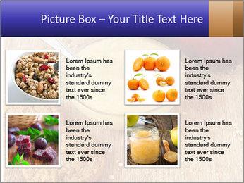 Porridge For Breakfast PowerPoint Template - Slide 14