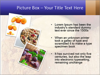 Porridge For Breakfast PowerPoint Template - Slide 17