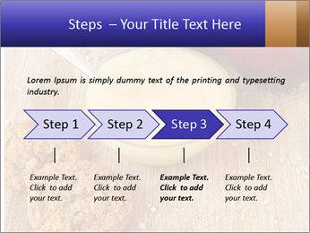 Porridge For Breakfast PowerPoint Template - Slide 4