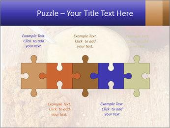 Porridge For Breakfast PowerPoint Template - Slide 41