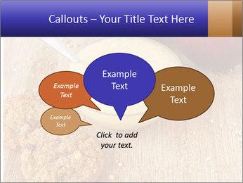Porridge For Breakfast PowerPoint Template - Slide 73
